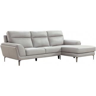 Vitalia-Grey-Leather-Right-Hand-Facing-Corner-Sofa-Group