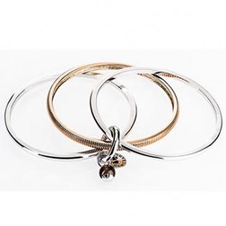 silver-rose-quartz-bangles
