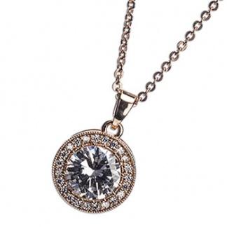 rose-gold-white-stone-diamante-pendant-necklace