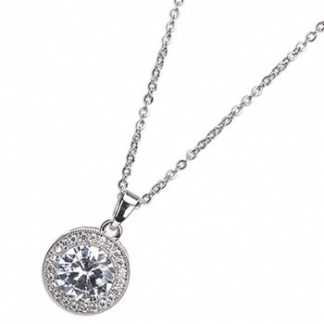 silver-white-stone-diamante-pendant-necklace
