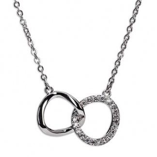 silver-interlocking-diamante-rings-necklace