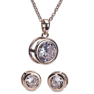 rose-gold-large-white-stone-necklace-earring-set