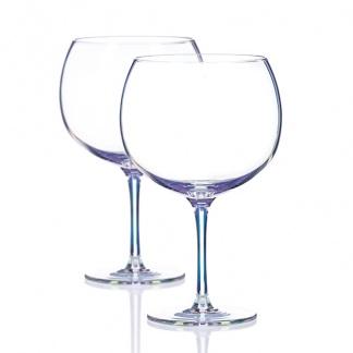 Newgrange Living Unicorn Lustre Gin Glasses