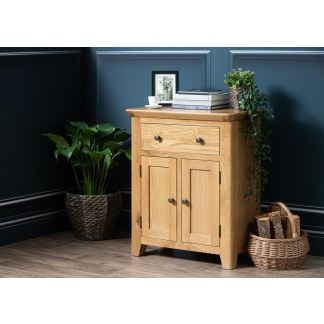 small sideboard with 2 doors and 1 drawer lucca collection at teds interiors newry