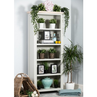 Amalfi Collection | Tall Bookcase at Teds Interiors Newry